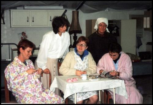 1999 De dames van zaal 6-1
