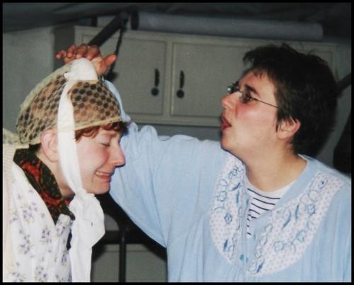 1999 De dames van zaal 6-4