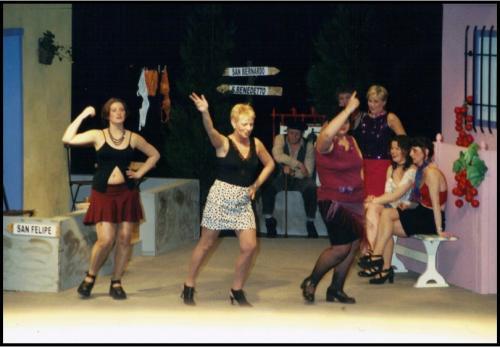 2001 Vrouwenstaking